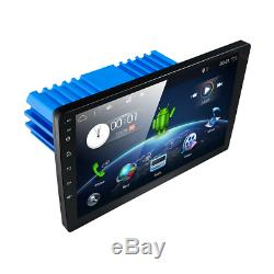 10.1 Zoll Touch screen Android 9.0 1DIN Autoradio GPS Navi USB BT+Camera+4G+64G
