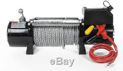 13500lb ELECTRIC RECOVERY WINCH 12v Off road 4x4 Winch It Y Series not 13000
