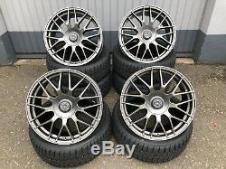 18 Zoll MW07 Felgen für Mercedes E Klasse CLK W209 W208 W212 W211 W210 W207 AMG