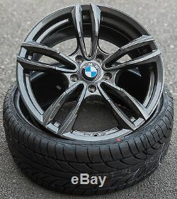 18 Zoll Wh29 Felgen für BMW M Performance 1er F20 F21 E81 E82 E87 E88 F22 M135