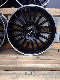 18 Zoll keskin KT15 Felgen für Mercedes C CL CLK CLS E S Klasse W203 AMG W211