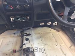 1990 ford escort mk iv 1.6 xr3i