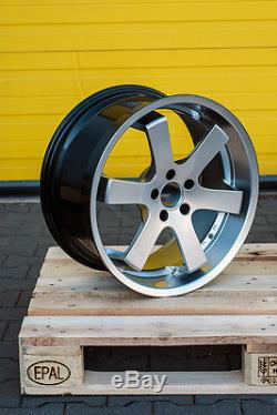 19 inch alloy wheels 5x112 MERCEDES E S CL CLS CLK W203 W211 W212 W220 W221 W218