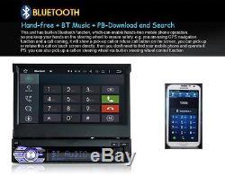 1din Autoradio Mit Gps Navigation Bluetooth Touchscreen Mp5 Usb Sd +kamera