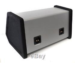 2000 Watt Car Hifi Bass Twin 10 Woofer Sub Box Led New Custom Subwoofer Systems