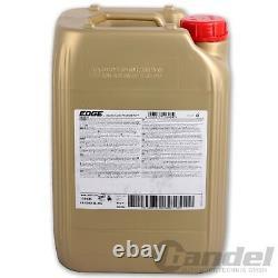 20 L Liter Castrol Edge Titanium Fst 5w-30 LL Motor-öl Motoren-öl
