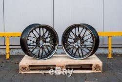 20 inch alloy wheels 5x112 MERCEDES E S CL CLS CLK W211 W220 W221 W218 W219