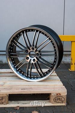 20 inch alloy wheels 5x114 NISSAN MURANO JUKE MAZDA 6 CX5 CX7 SUBARU TRIBECA