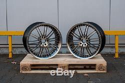 20 inch alloy wheels 5x120 BMW E90 E92 E93 F10 F11 F12 F13 F06 E91 3 5 X1 X3