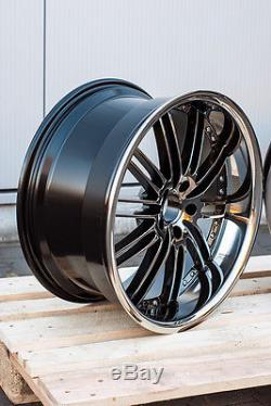 20 inch alloy wheels 5x120 BMW M3 M5 M6 E60 E90 E92 E93 E61 E63 E64 E65 5 6 7