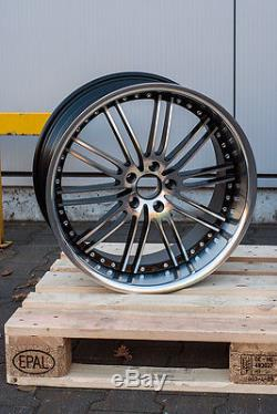20 inch alloy wheels BMW M3 M5 E60 E90 E92 E93 E61 E63 E64 NO SPACERS REQUIRED