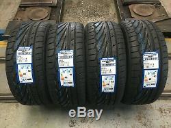 225 40 18 92Y TOYO PROXES TR-1 TRACK DAY/ ROAD TYRES 225/40ZR18 92Y x1 x2 x4
