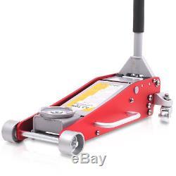 2.5 Ton Heavy Duty Low Entry Profile Hydraulic Car Trolley Floor Lifting Jack