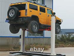 2 POST LIFT CAR / VEHICLE RAMP 5 TON NEW 5000kg