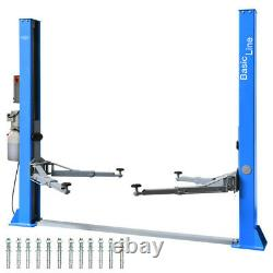 2 Post Lift 4.2 t Twin Busch BASIC-Line TW 242 A Two Post Car LIft Ramp