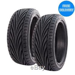 2 x 225/45/17 R17 94W Toyo Proxes T1-R Performance Road Tyres
