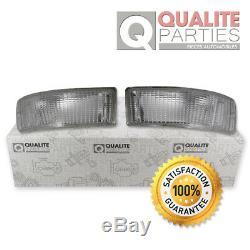 2x BLINKER AUDI 90 B3 80 B4 8C 88-95 COUPE CABRIO BLINKLEUCHTE LINKS + RECHTS