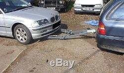 3.5tons SOLO SINGLE PERSON USE RECOVERY A FRAME TOWING DOLLY TRAILER 3.5t