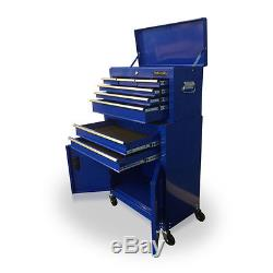 414 Us Pro Tools Affordable Tool Chest Box Roller Cabinet With Tools In Trays