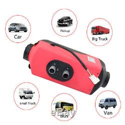 5000W Air Diesel Heater 5KW 12V for Trucks, Motor-homes, Boats, Bus, Van