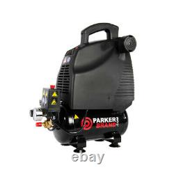 6 Litre Air Compressor 5.7 CFM, 1.5 HP, 6L