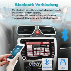 7 Autoradio Navi GPS DVD Bluetooth Für VW Golf 5 6 Passat Touran EOS Skoda