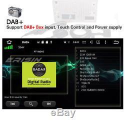 7 Doppel Din Android 6.0 Autoradio GPS Bluetooth WiFi 3G DVR OBD2 DAB+ Navi USB