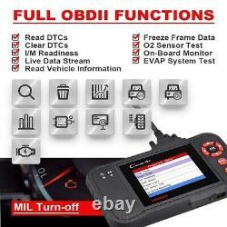 ABS Airbag SRS Reset Diagnostic Tool OBD2 Car Fault Code Reader Scanner Services