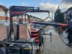 AB-MR3500 3.5 ton car lift scissor ramp 3 YEAR WARRANTY £1350 + VAT