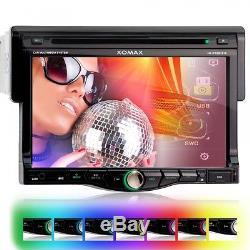 Autoradio Mit Bluetooth 18cm Touchscreen Dvd/cd-player Usb ...