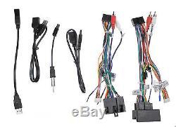AUTORADIO f. VW T5 MP3 Seat Skoda Golf Passat Bluetooth GPS DVD Android USB DAB+