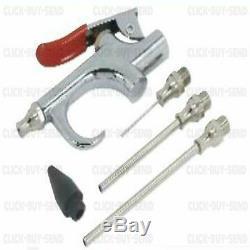 Air Compressor Air Duster Gun Compressed Air Blow Gun Air Nozzle Blower Tool New