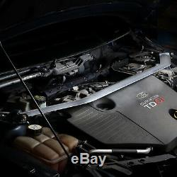 Alloy Front Upper Strut Brace Tie Bar For Ford Focus Mk2 Rs St225 St 225 05-11