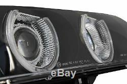 Angel Eyes Scheinwerfer für BMW 5er E39 Limousine Touring 96-03 nur Halogen