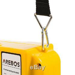 Arebos Punktschweißgerät Spotter Bolzenschweißgerät Ausbeuler 800 Watt Set