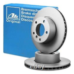 Ate Bremsscheibe+bremsbeläge Belüftet Ø314 Vorne Audi A4 8k B8 Ab 07 A5 8t