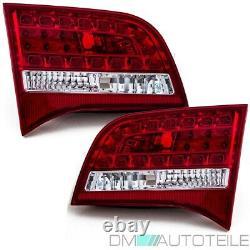 Audi A6 4F Avant LED Rückleuchte Heckleuchten Innen SET VALEO TYP 08-11 FACELIFT