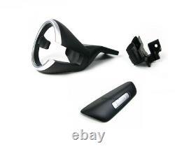 AutoGetränkehalter Becherhalter für BMW 1er E81 E82 E87 E88 + 5er E60 E61 IABW08