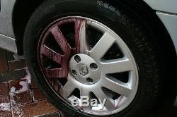 Autobrite Direct Purple Rain v3 Fallout Remover & Microfibre Wheel Brush 500ml