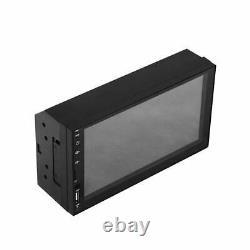 Automodz Apple CarPlay Double Din Car Stereo, 7 Inch Display with Bluetooth, GPS