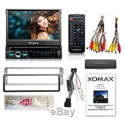 Autoradio Mit Bluetooth Touchscreen Bildschirm Usb Sd Mp3 Dvd/cd-player Aux1din