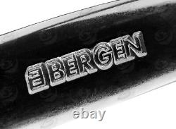 BERGEN Extra Long Double Flexi Ratchet Spanners Aviation Wrench 8-19mm & Adaptor