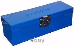 BERGEN IMPACT HEX BIT Sockets Set 1/2 Dr Impact Allen Keys H4 To H19 S2 Steel