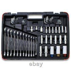 BGS Do it yourself Steckschlüssel-Satz 176-teilig 1/4 3/8 1/2 Werkzeugkoffer