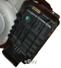 BMW 320d 520d X3 2.0 Turbo Actuator G-290 G-206 G-103 712120 6NW-008-412 M47