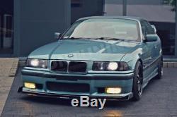 BMW E36 M3 DTM Frontdiffusor diffusor Cup Lippe M Technik GT Frontansatz Class 2