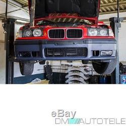 BMW E36 SPORT Stoßstange Coupe Cabrio Limousine Touring Compact +Nebel für M3