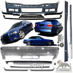 BMW E36 Stoßstange Bodykit Komplettpaket aus ABS +Zubehör M-Paket +M3