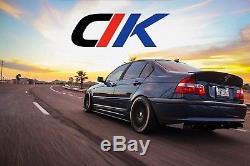 BMW E46/ E39/ E36 M-Technik Heckdiffusor Universal