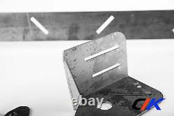 BMW E46 Hinterachsreparatur-Kit Verstärkung Hinterachse floor reinforcement